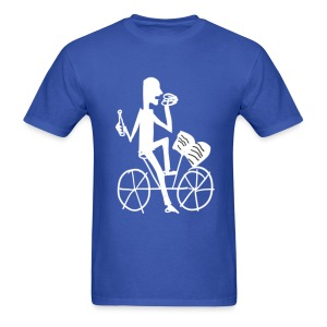 The Mens Everything Bicyclist Shirt - Men's T-Shirt