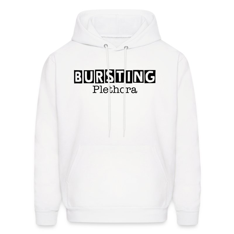 Bursting Plethora 1 - Men's Hoodie