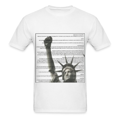 Bill of Rights Tee - Men's - Men's T-Shirt