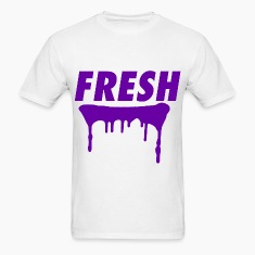Fresh Tee Purple