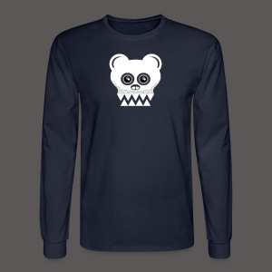 BEAR SKULL2 - Men's Long Sleeve T-Shirt