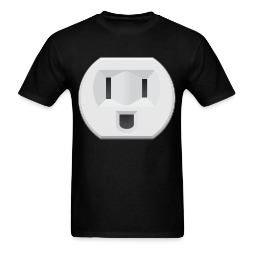 Light Socket T - Men's T-Shirt