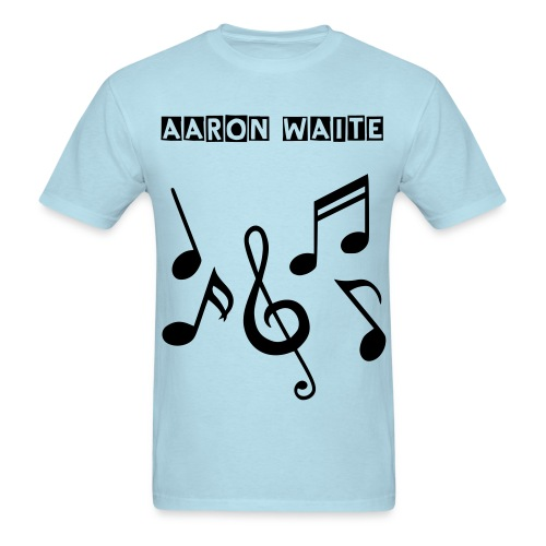 Aaron Waite Music - Men's T-Shirt