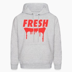 Fresh Hoody Red