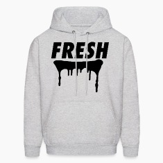 Fresh Hoody Black
