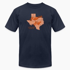 Riggins Rigs T-Shirt (Navy)