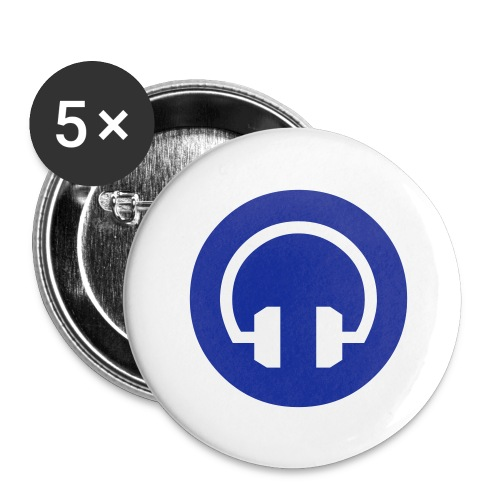 Speakers Buttons - Large Buttons
