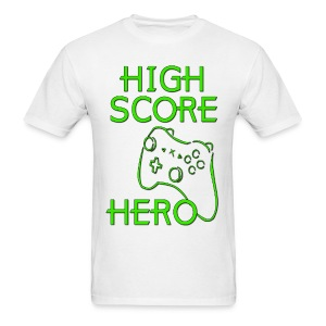 High Score Hero - Men's T-Shirt