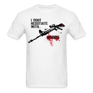 I Don't Negotiate... - Men's T-Shirt
