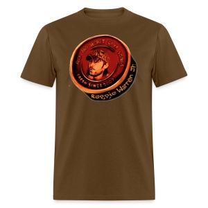 Can of Reggie Warren Fresh since 2007! - Men's T-Shirt