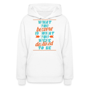 [EH] What You Become - Women's Hoodie