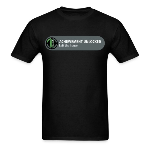 Achievement Unlocked Shirt - Men's T-Shirt
