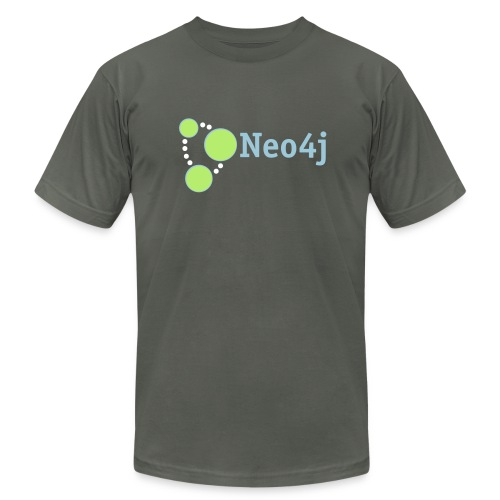 Neo4j Standard Dude - Men's  Jersey T-Shirt