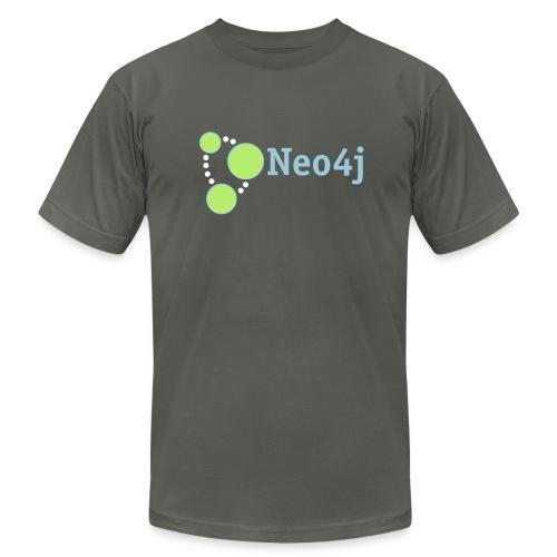 Neo4j Standard Dude - Men's Fine Jersey T-Shirt