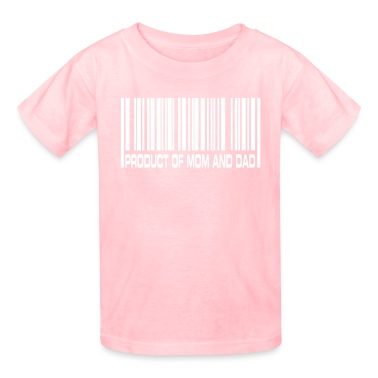Product of Mom and Dad Kids' Shirts