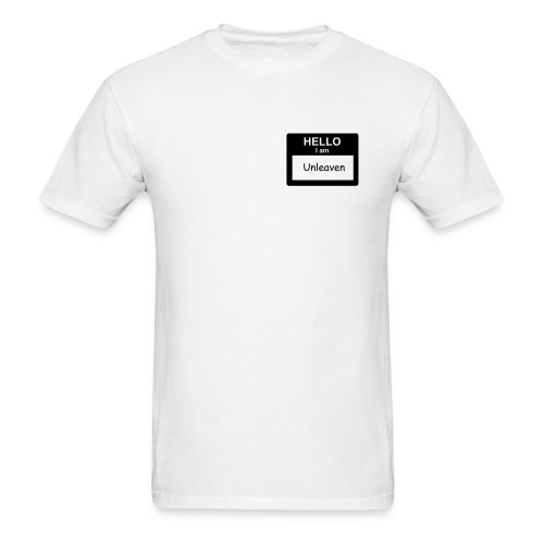 Name Tag tee - Men's T-Shirt