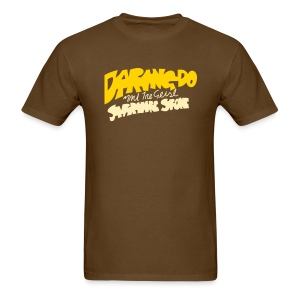 Daring-Do - Men's T-Shirt