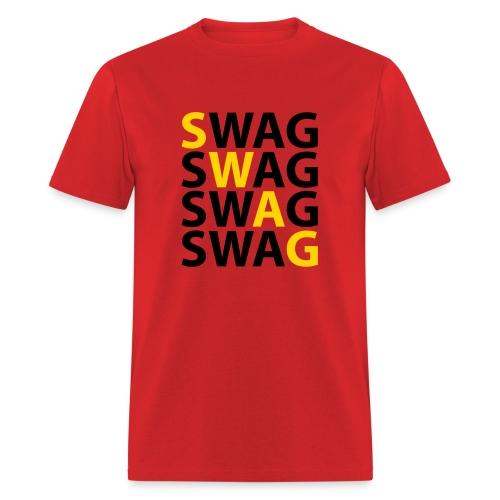 Swag x4 - Men's T-Shirt