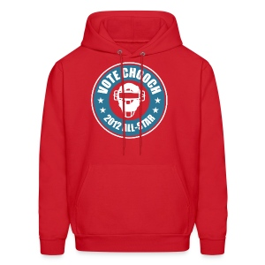 Vote Chooch 2012 All-Star Sweatshirt - Men's Hoodie