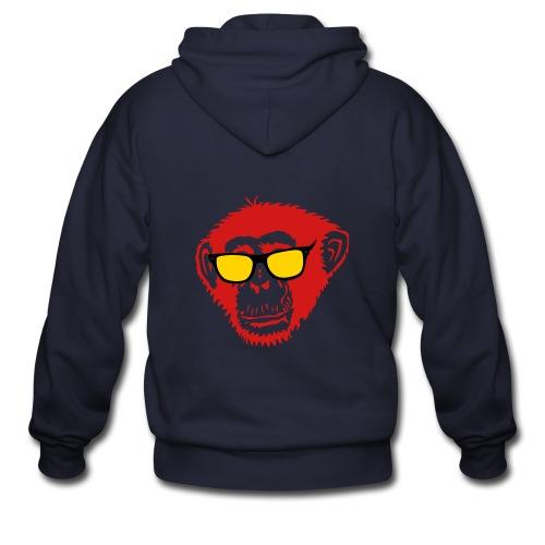 chillin jacket - Men's Zip Hoodie