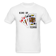 T-Shirts ~ Men's T-Shirt ~ The King of Kings - Men's