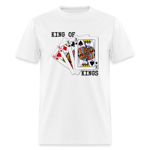 The King of Kings - Men's - Men's T-Shirt
