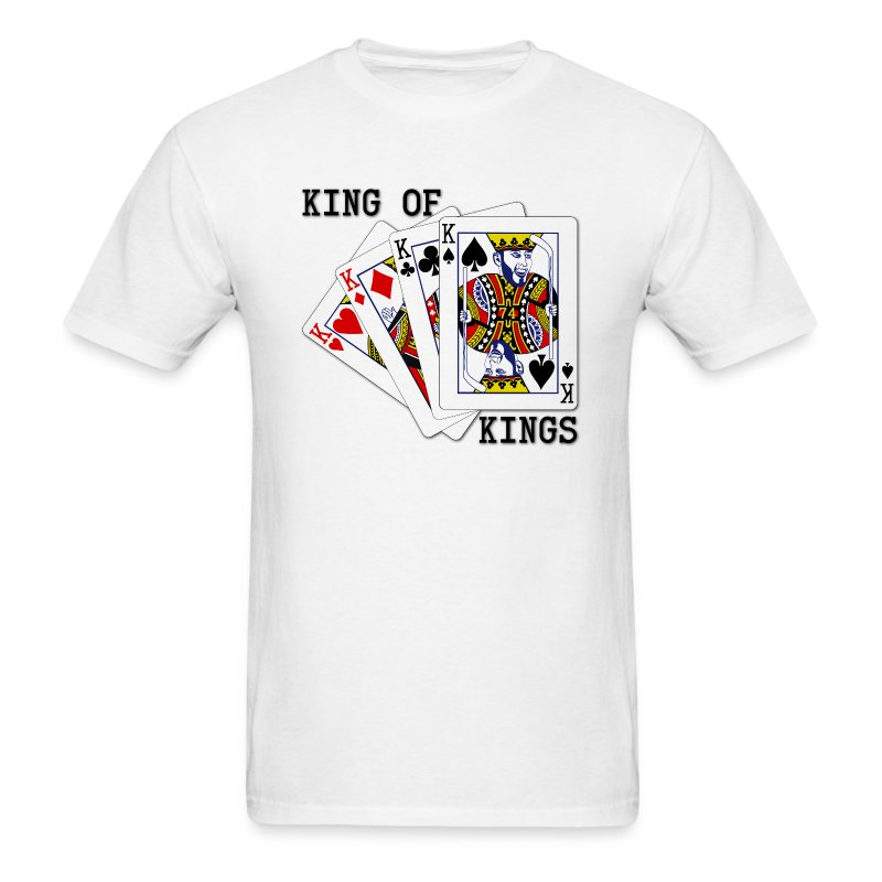 The King of Kings - Men's - Men's T-Shirt