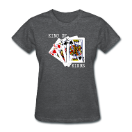 T-Shirts ~ Women's T-Shirt ~ The King of Kings - Women's