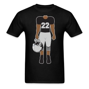 #22 FRONT ONLY - Men's T-Shirt
