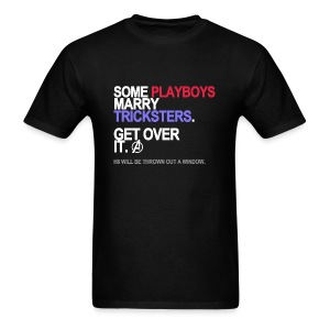 Some Playboys Marry Tricksters Men's - Men's T-Shirt