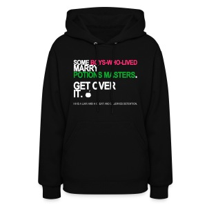 Some Boys Who Lived Marry Potions Masters Sweatshirt - Women's Hoodie