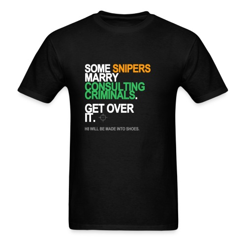 Some Snipers Marry Consulting Criminals Men's - Men's T-Shirt