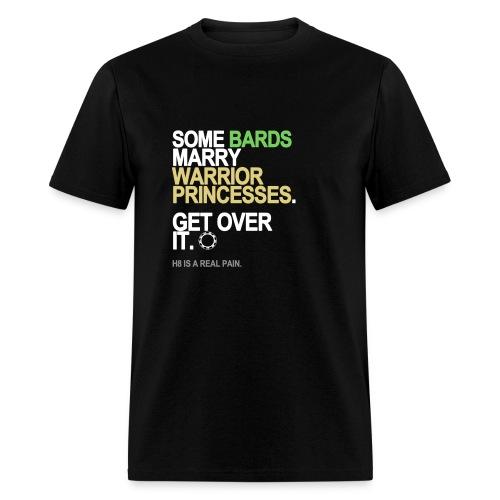 Some Bards Marry Warrior Princesses Men's - Men's T-Shirt