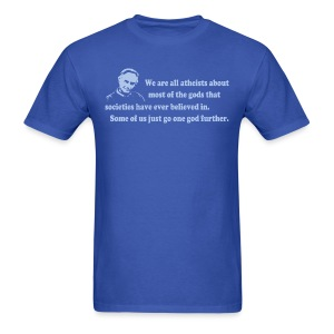 Richard Dawkins - We Are All Atheists - Men's T-Shirt
