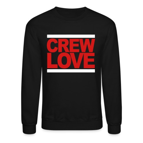 CREW LOVE - Crewneck Sweatshirt