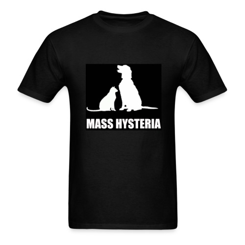 Mass Hysteria - Men's T-Shirt