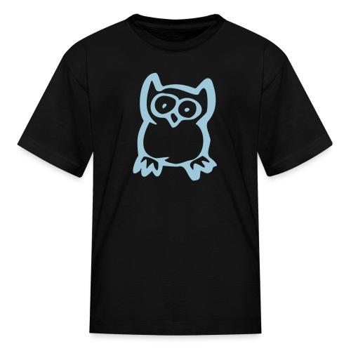 Funshirt - Owl - Kids' T-Shirt