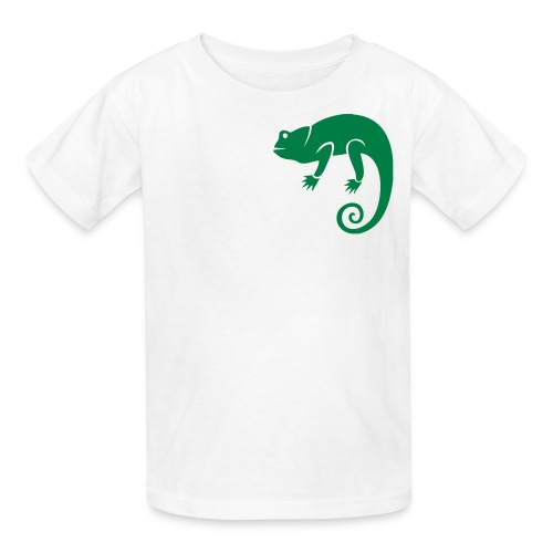 Funshirt - Chameleon - Kids' T-Shirt