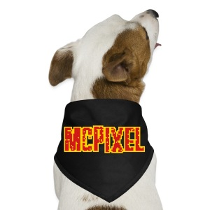 Name Your Dog McPixel! - Dog Bandana