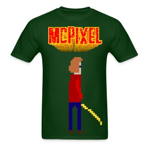 McPixel T-Shirt - Men's T-Shirt