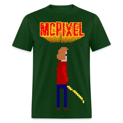 McPixel T-Shirt - Men's T-Shirt