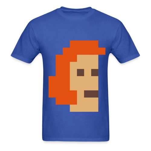 McPixel Head T-Shirt - Men's T-Shirt