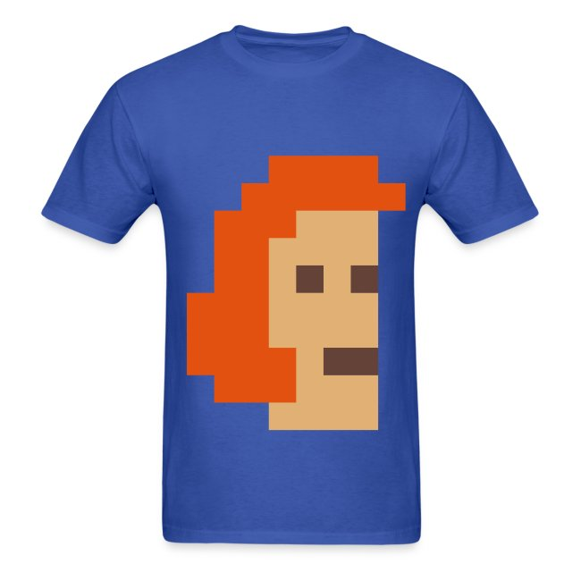 McPixel Head T-Shirt