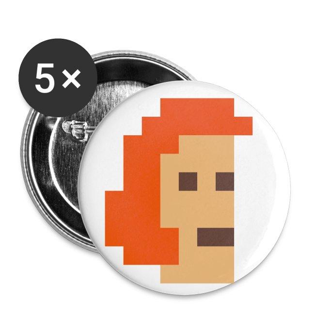 McPixel Button