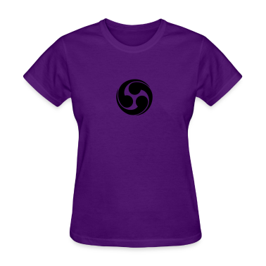 Family Symbol - Japanese - VECTOR Women's T-Shirts