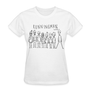 [Running Man!] Running Man Cast - Women's T-Shirt