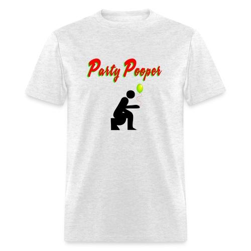 Party Pooper - Men's T-Shirt