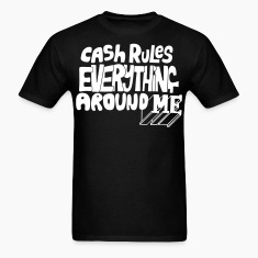 C.R.E.A.M. Cash Rules Everyone Around Me T-Shirts - stayflyclothing.com
