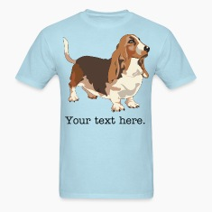 Basset Hound - HIGH QUALITY T-Shirts