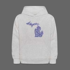 Native Michigan - Kids' Hoodie